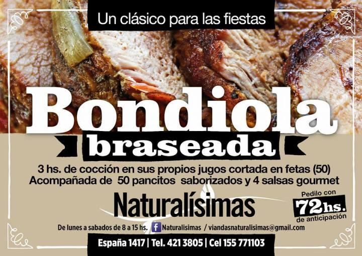 bondiolas